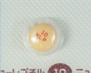 ニューレプチル錠10mg 医療関係...